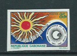 Gabon - Correo Yvert 178 Sin Dentar ** Mnh - Gabon
