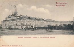 I192 - RUSSIE - KRONSTADT - École Du Marine Technique - Russie