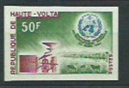 Alto Volta Correo Yvert 132 Sin Dentar ** Mnh  Meteorolog�a - Upper Volta (1958-1984)