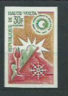 Alto Volta Correo Yvert 135 Sin Dentar ** Mnh - Upper Volta (1958-1984)