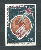 Alto Volta Aereo Yvert 29 Sin Dentar ** Mnh   Astro - Upper Volta (1958-1984)