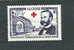 Argelia - Correo Yvert 317 ** Mnh  Henri Dunant - Algeria (1962-...)