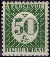 FRANCE COLONIES Emissions Générales Poste 38 ** MNH (CV 8 €) France Libre - Strafportzegels