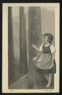 Ilustrador *Meta Löwe* Titulo *Heidi* Ed. Brunner & Co. Nº 30. Circulada 1930. - Ilustradores & Fotógrafos