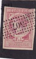 T.F De Dimension N°47 - Fiscaux