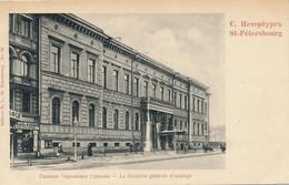 I192 - RUSSIE - SAINT-PETERSBOURG - La Direction Générale D'Apanage - Russie