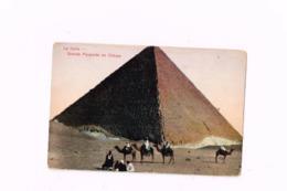 Grande Pyramide De Chéops. - Piramiden
