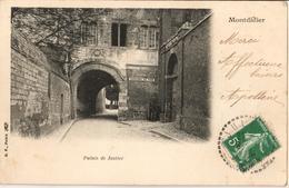 80 - MONTDIDIER - PALAIS DE JUSTICE - Montdidier