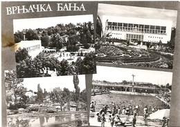 Vrnjacka Banja-traveled FNRJ - Servië
