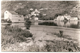 Morinj-traveled FNRJ - Montenegro