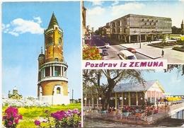 Zemun-traveled FNRJ - Servië