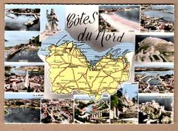 Côtes Du Nord   Edition CIM - Maps