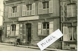 Ardennes. MONTHERME. 1957. Photo Originale Le Bureau Des Postes - Fotos