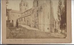 LE HAVRE Abbaye De Graville Ste Honorine - Visuel Env. 22,2 X 29 Cm - Anciennes (Av. 1900)