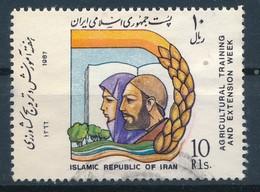 °°° IRAN - Y&T N°2044 - 1987 °°° - Iran