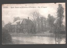 Baarle / Drongen / Baerle - Kasteel Van Mr Kerkhove D'Ouselghem - Uitg. M. Lippens - 1926 - Uitgave Patria - Gent