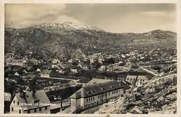 Pays Div-ref W270- Montenegro - Cetinje /-etat De La Carte :leger Grattage Milieu Haut De La Carte -voir Fleches  Verso- - Montenegro