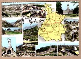 Hautes Pyrénées    Edition CIM - Cartes Géographiques