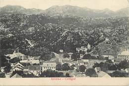 Pays Div-ref W269- Montenegro - Cettigné - - Montenegro