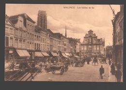 Mechelen / Malines - Les Bâilles De Fer - Mechelen