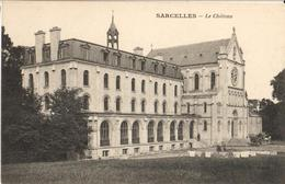 95 - SARCELLES - LE CHÂTEAU - Sarcelles