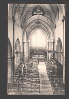 Kastel / Castel - Binnenste Der Kerk - Uitgever A. Huyghens, Moerzeke - Moerbeke-Waas