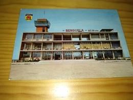 """Postcard Africano""""Benguela, Aeroporto, Airport"""" Angola - Angola"""