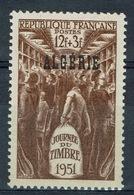 French Algeria, Stamp Day, 1951, MNH VF - Neufs