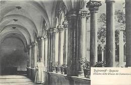 Pays Div-ref W256- Croatie - Croatia - Dubrovnik - Ragusa - Chiestro Nella Chiesa Dei Domenicani - - Kroatië