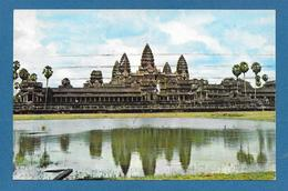 CAMBODIA CAMBOGIA THE CENTRAL TEMPLE OF ANGKOR WAT - Cambogia
