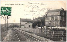 12 RODEZ - Gare De Paraire - Rodez