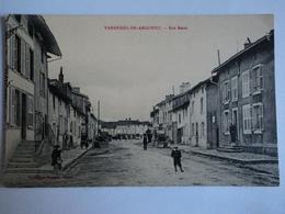 VARENNES-EN - ARGONNE. Rue Basse - France