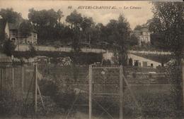 95 - AUVERS-CHAPONVAL - LES CÔTEAUX - Auvers Sur Oise