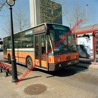 Bus Antwerpen-Duffel In April 1990 - Photo 15x15cm - Rooseveltplaats Antwerpen Van Hool AM500 - Automobiles