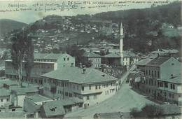 Pays Div-ref W245-  Bosnie Herzegovine - Sarajevo - - Bosnia And Herzegovina