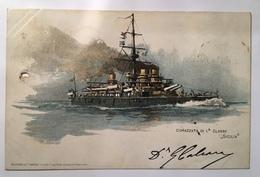 30164 Corazzata Di Prima Classe - Sicilia - Warships