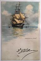 30158 Pirocorvetta Pisani - Warships