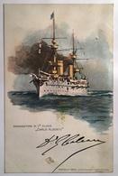 30165 Incrociatore Di Prima Classe  Carlo Alberto - Warships