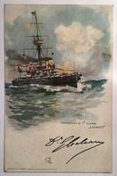 30168 Corazzata Di Prima Classe Lepanto - Warships