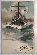 30167 Torpediniera D' Alto Mare Aquila - Warships