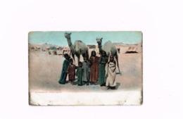 Bicharis In Upper Egypt. - Egypt