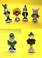 Série De Célébres Personnage De BD BUG BUNNY/ SPEEDY GONZALES/ PORKY & LE PUTOIS_ © WB - Cartoons