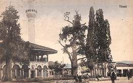 Albania Tirana Tiranë (animation, Colors Mosqué 1926) - Albanie