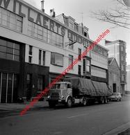 Willaerts Transport Vrachtwagen In April 1962 - Photo 15x15cm - Camion DAF - Automobiles