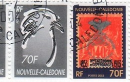 Nouvelle-Calédonie > PAIRE  N°903/904 OBLITERES - Libretti