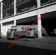 Vrachtwagen Sarma In April 1962 - Photo 15x15cm - Camion DAF - Automobiles
