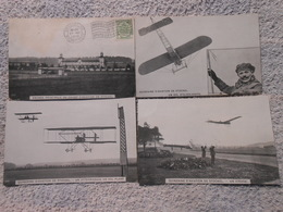 4 Cpa Stockel Aviation - Woluwe-St-Pierre - St-Pieters-Woluwe