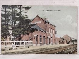 Paliseul. La Gare - Paliseul
