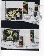 Nouvelle-Calédonie > SERIE   N°714/719 OBLITERES - Usati