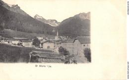CPA  Suisse, ST MARIA - GR Graubünden
